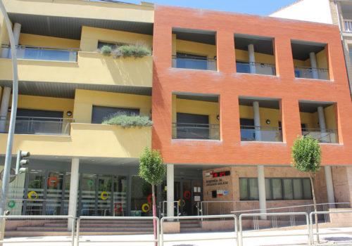 Fachada De La Residencia