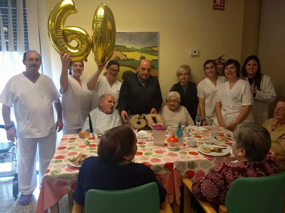 Aniversario De Boda. Residencia San José.